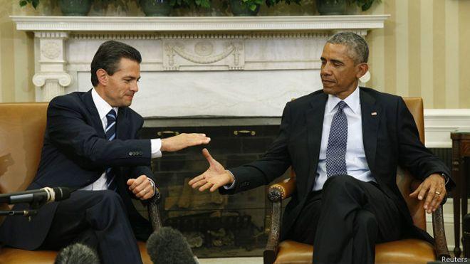 Obama dice estar monitoreando el caso de los 43 estudiantes de Iguala