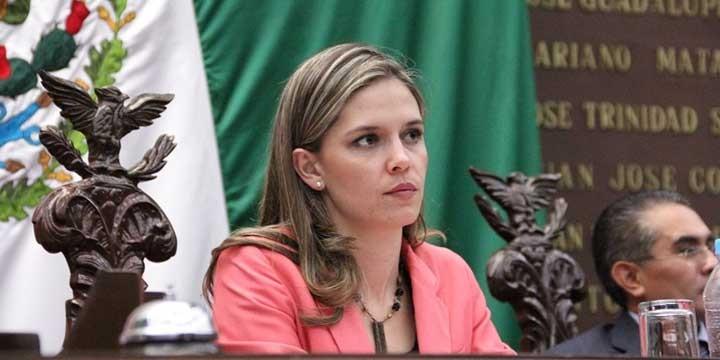 Incuestionable la unidad de los priistas: Daniela de Los Santos