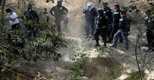 México: hallan siete fosas con diez cuerpos y 11 cabezas en Guerrero