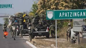 Michoacán: mueren 9 personas durante enfrentamientos en Apatzingán