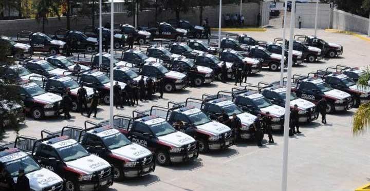 Segob publica distribución de recursos para seguridad en estados