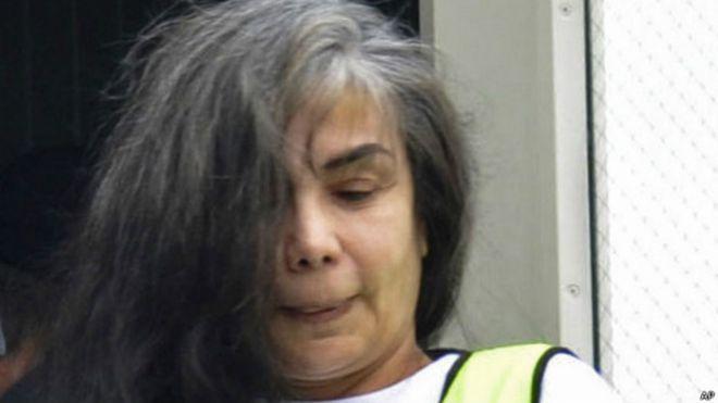 """Quién es la """"Reina del Pacífico"""" liberada de prisión en México"""