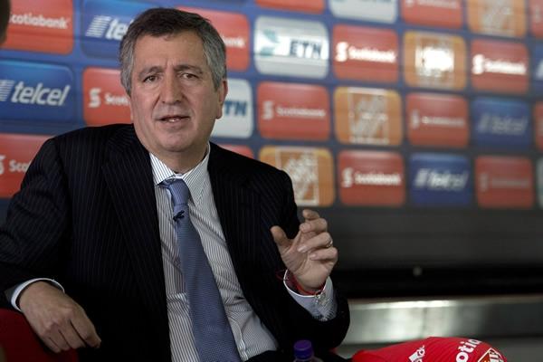 Vergara aceptó que Chivas está endeudado