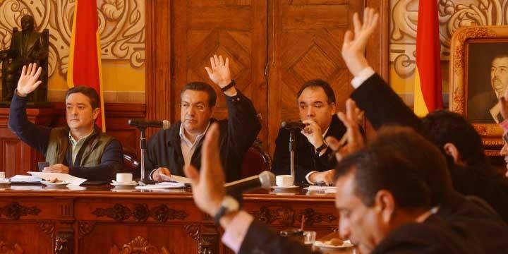 Cambios en el Ayuntamiento de Morelia