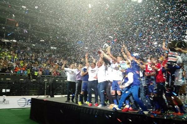 Flash de Monterrey, Campeón de la MASL