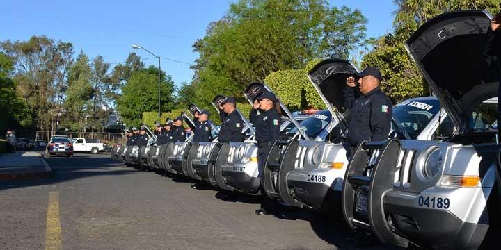 Por un Morelia seguro, policías de proximidad