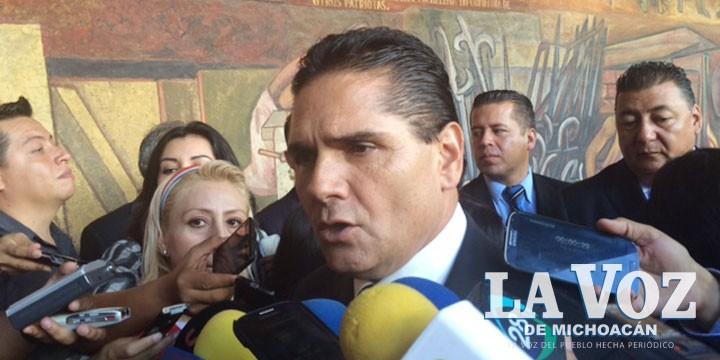 Nada abona a Michoacán la repartición de culpa de Felipe Calderón: Silvano