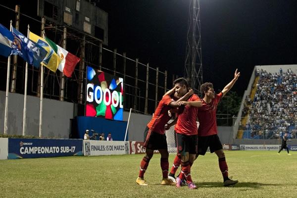 Tri Sub-17, Bicampeón en CONCACAF