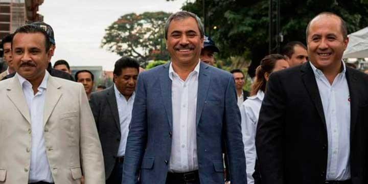 Candidatos del PRI con el apoyo y respaldo de los uruapenses