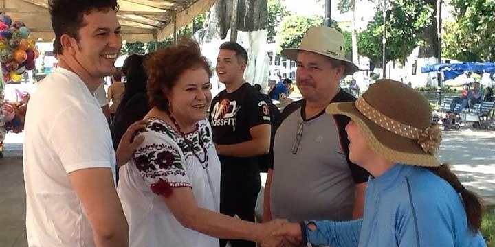 Invertir en desarrollo, no en armas y policías: Núñez Ramos