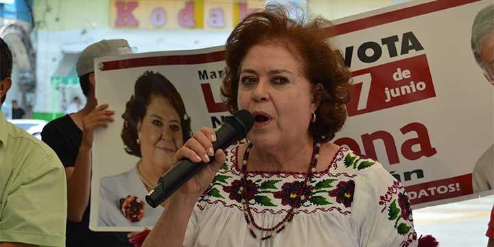 Falta invertir en el desarrollo de Michoacán: María de la Luz