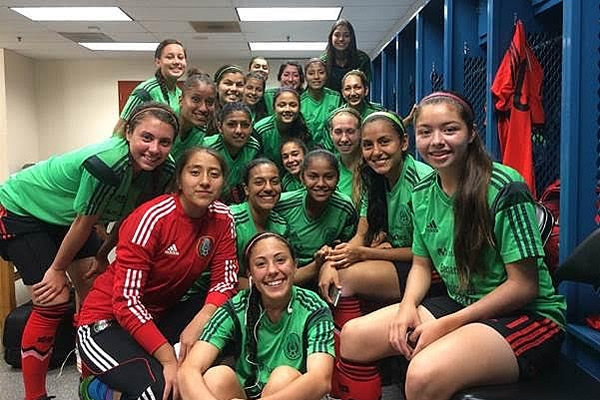 Tri Femenil Sub-20 perdió 1-0 con Brasil