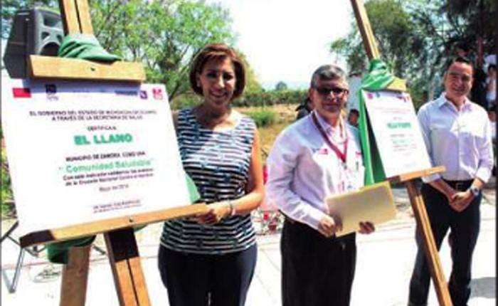 Más comunidades saludables en Zamora