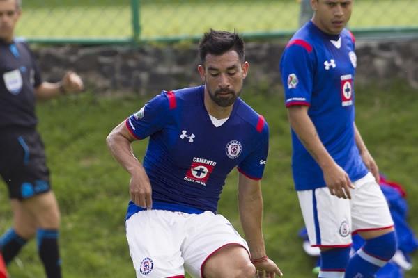 Rojas no se arrepiente de dejar River por Cruz Azul