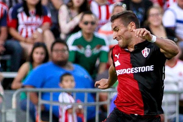 Con doblete de Bergessio, Atlas derrotó al Newcastle