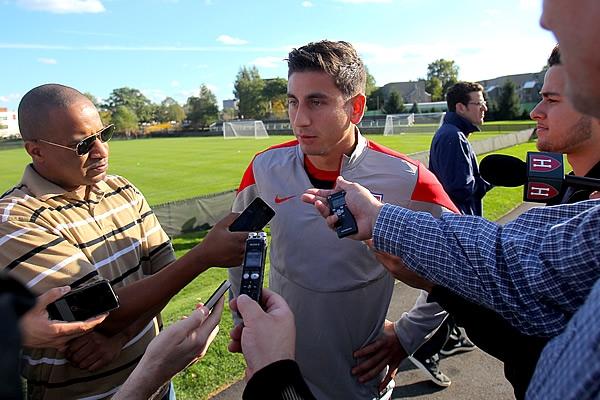En Copa Oro no somos locales: Alejandro Bedoya