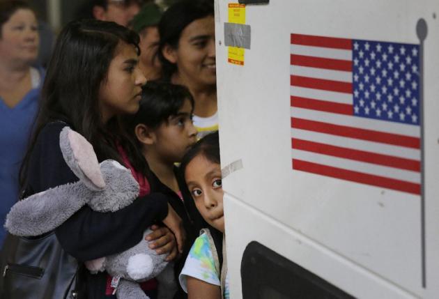 No logran acuerdo en caso de familias detenidas en EEUU