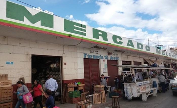 Exigen seguridad en mercado de Zitácuaro