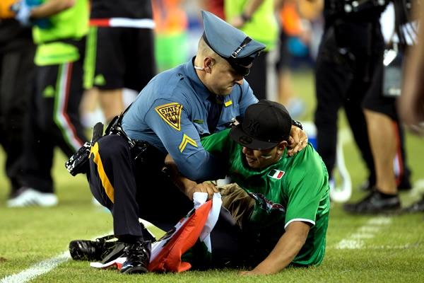 México vs. Costa Rica, de corretizas y asombro