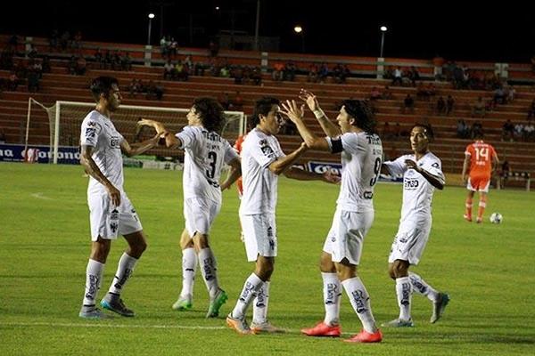 Rayados inició con el pie derecho en la Copa MX