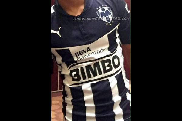 'Madrugaron' a Monterrey con nueva playera
