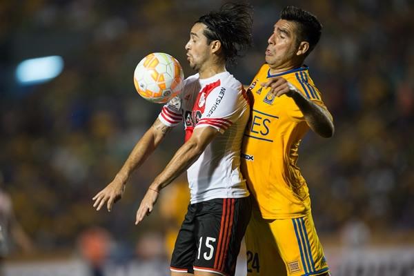 Tigres contra argentinos, invicto en Libertadores