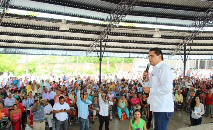 Silvano modernizará la carretera a Huetamo