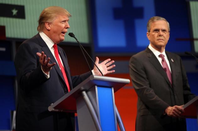 Donald Trump regresa a Fox News