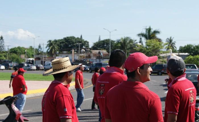 Conjuran huelga trabajadores de ArcelorMittal