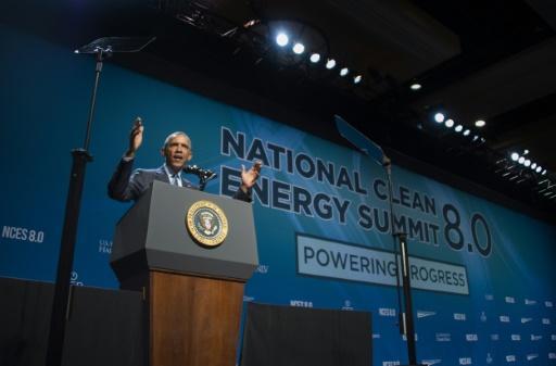 Obama defiende las energías renovables, creadoras de empleo