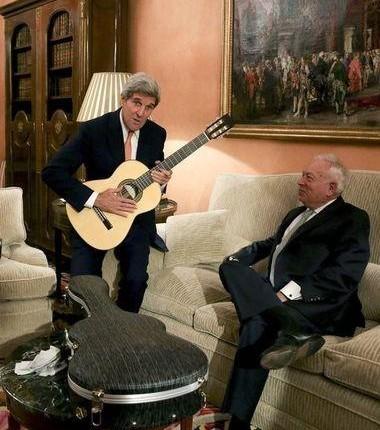 Kerry: falta claridad para el fin de la violencia entre israelíes y palestinos
