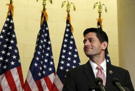 Paul Ryan, elegido nuevo presidente del Congreso de EEUU