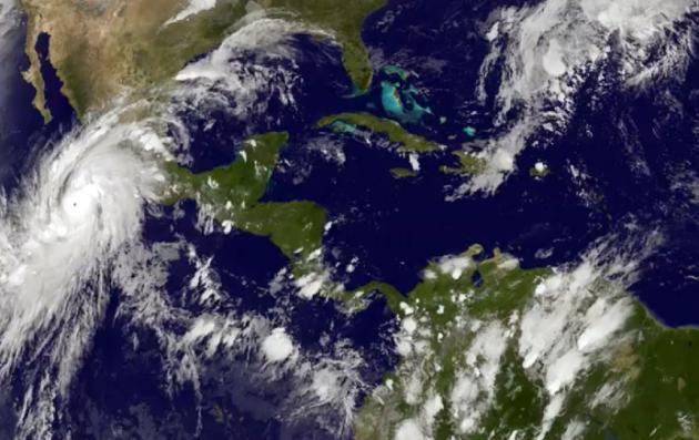 Huracán Patricia alcanza categoría 5 rumbo a costa de México