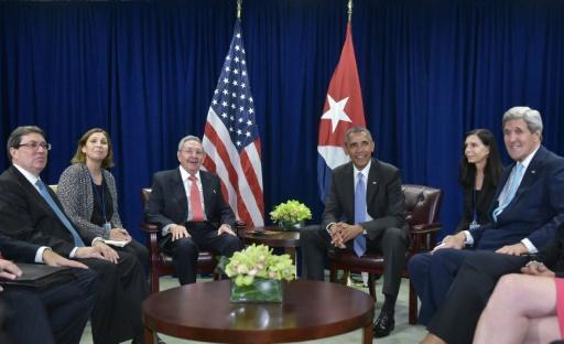 Voto casi unánime en ONU contra embargo a Cuba deja a EEUU más aislado