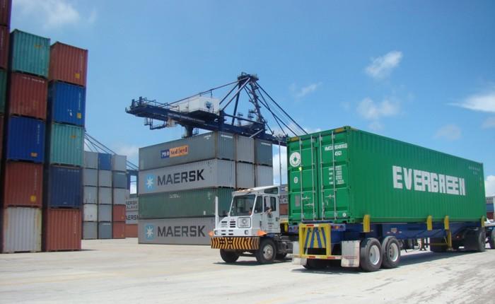 Puerto se quedará por debajo de su meta en contenedores