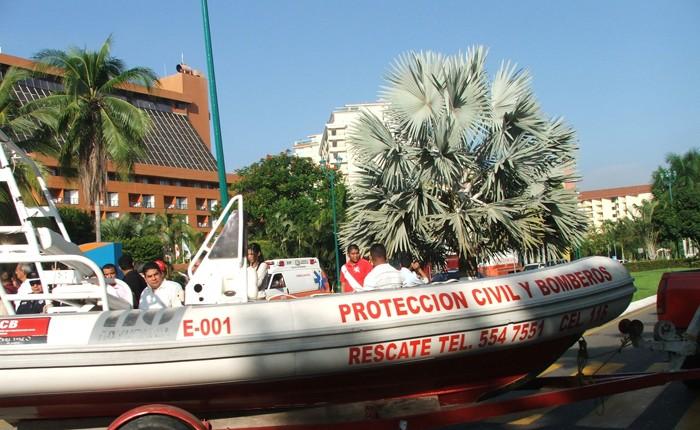 Contará PC con embarcaciones para rescate en alta mar