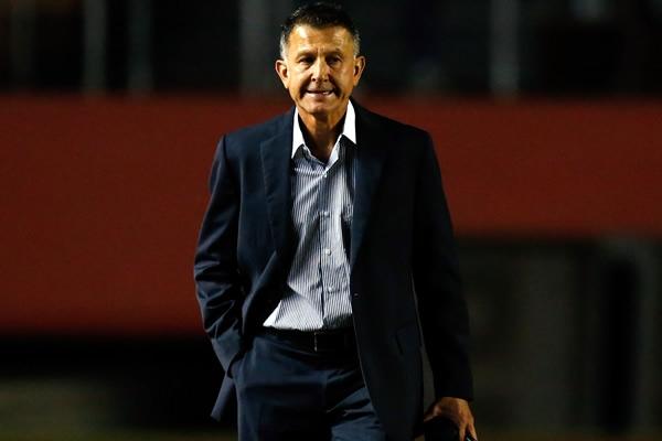 Juan Carlos Osorio llegó a la Ciudad de México