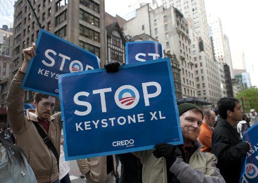 EEUU continuará estudio de proyecto de Oleoducto Keystone