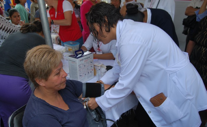 Realizan Jornada de Detección de Pie Diabético