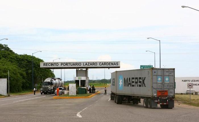 Incrementa puerto Lázaro Cárdenas controles de seguridad
