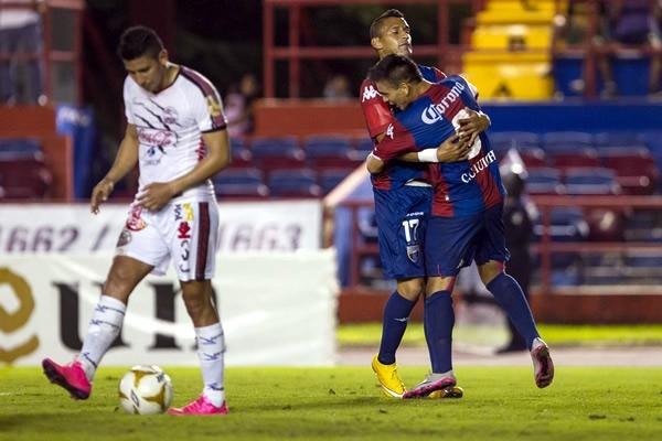 Juárez-Atlante, Final del A2015 en el Ascenso MX