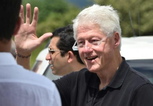 Bill Clinton escéptico por acuerdo en Cumbre del Clima de París