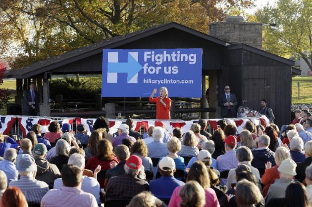 Clinton quiere hacer del control de armas tema de campaña