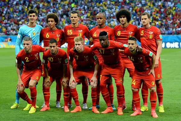 Bélgica cima del ranking FIFA; México, veinticuatro