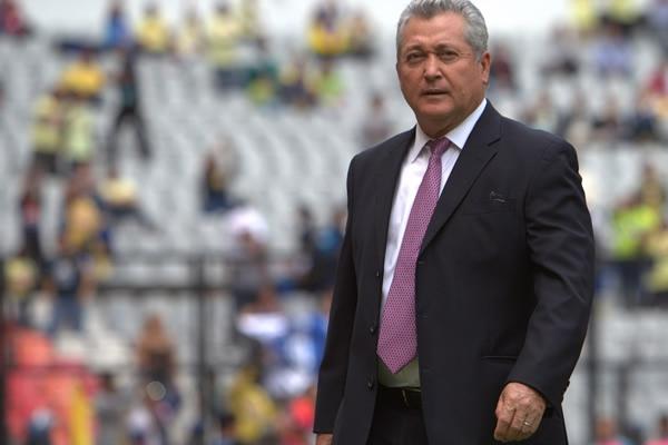 Vucetich deseó triunfo que hunda a Puebla