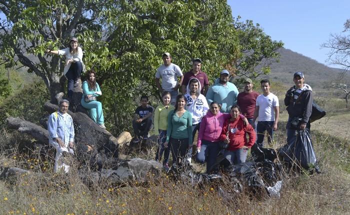 Realizan la primera campaña de limpieza en Yurécuaro