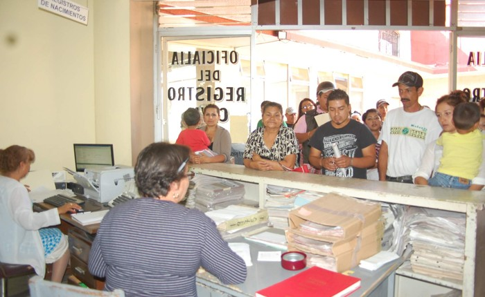 Renuevan cargos dentro del Registro Civil de Zamora