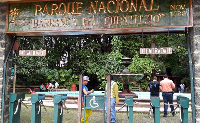 Conanp intervendrá en el parque nacional