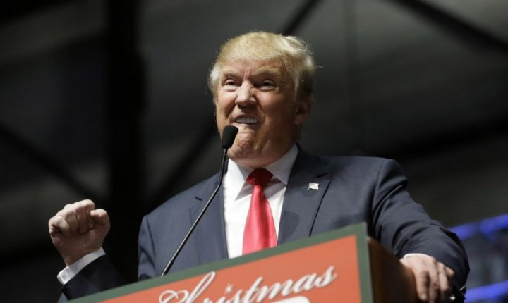 Trump critica a Hillary Clinton con lenguaje inapropiado