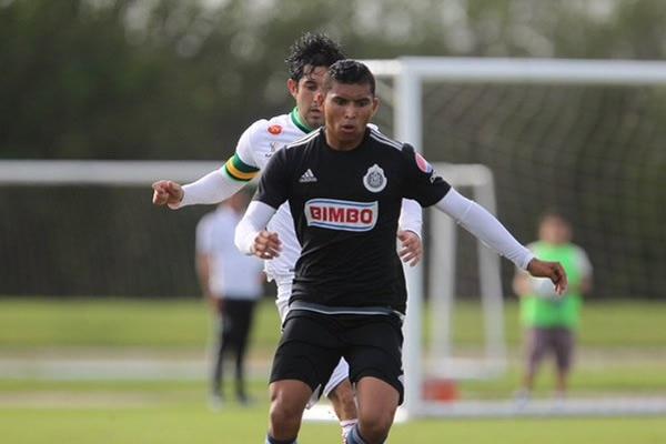 En amistoso, Chivas goleó a Mérida